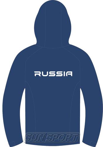 Утепленная куртка NordSki M Light Patriot мужская (фото, вид 1)