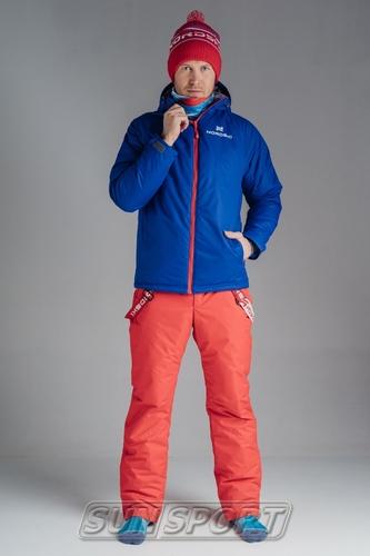 Утепленная куртка NordSki M Light Patriot мужская (фото, вид 2)