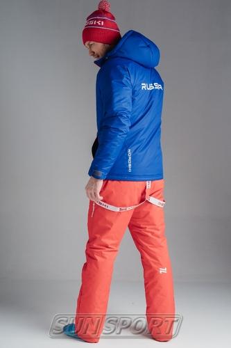 Утепленная куртка NordSki M Light Patriot мужская (фото, вид 3)