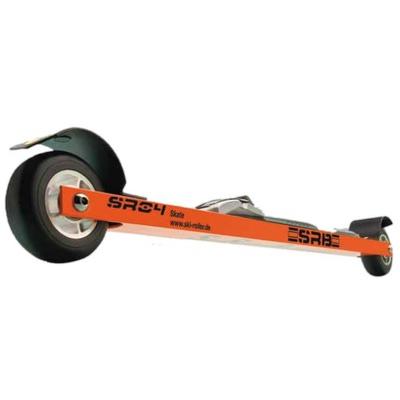 Л/роллеры SRB Skate Alu 80 колесо №2 среднее (фото, вид 1)