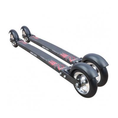 Л/роллеры SkiGo Carbon Skate (фото, вид 1)