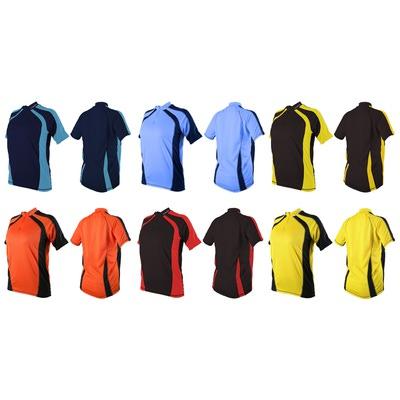 Футболка SunSport сетка короткий рукав (фото, вид 2)