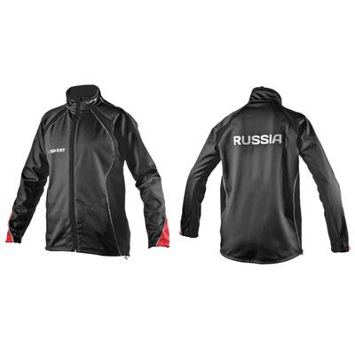 Куртка разминочная SunSport WS модель №1 (фото, вид 2)