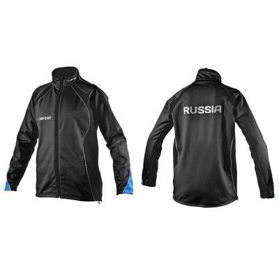 Куртка разминочная SunSport WS модель №1 (фото, вид 3)