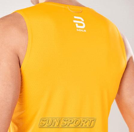 Майка BD M Singlet Gear мужская оранжевый (фото, вид 3)