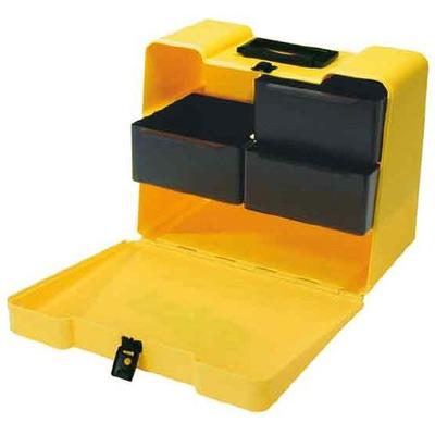 Чемодан для смазки переносной TOKO Handy Box, 35*18*28см (фото, вид 1)