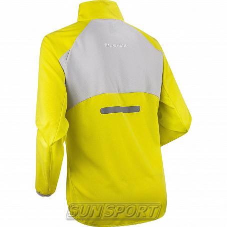 Куртка BD Intense женская желтый (фото, вид 1)