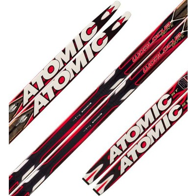 Лыжи Atomic WC Skate 13-14 FL HT s red/wh/black (фото, вид 1)