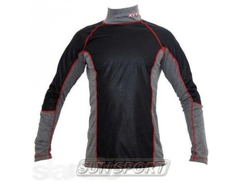 Термобелье Рубашка KV+ Ural WS мужская серый (фото, вид 2)