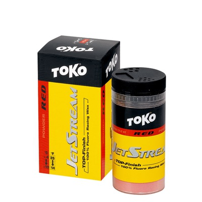 Порошок Toko JetStream (-4-10) red 30г (фото, вид 1)