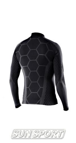 Термобелье Рубашка Noname Ultimate Underwear shirt чёрный (фото, вид 2)