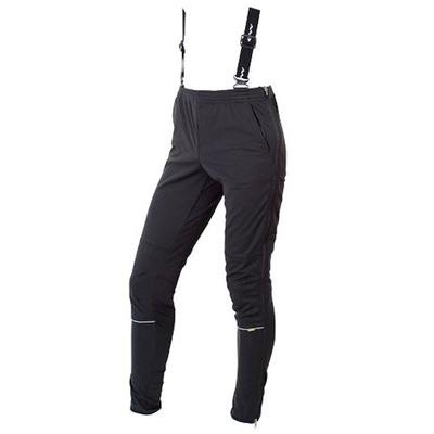 Разминочные штаны-самосбросы OneWay Vico мужские черный (фото, вид 1)