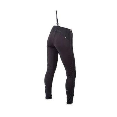 Разминочные штаны-самосбросы OneWay Vico мужские черный (фото, вид 2)