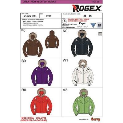 Куртка Futura-Tex(5000/3000) Twill ROGEX жен. (фото, вид 1)