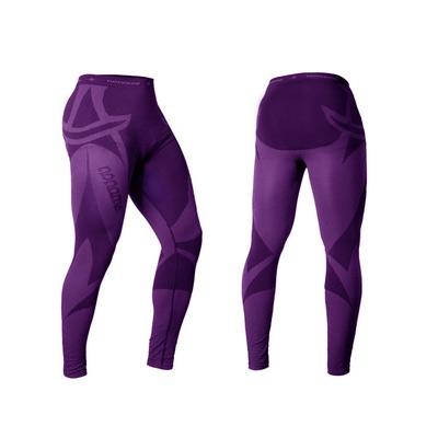 Термобелье Рейтузы Noname Skinlife женские фиолетовый (фото, вид 1)