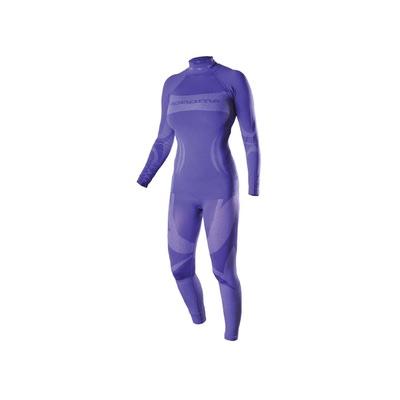Термобелье Рейтузы Noname Skinlife женские фиолетовый (фото, вид 2)