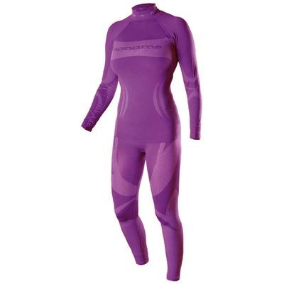 Термобелье Рубашка Noname Skinlife женская фиолетовый (фото, вид 1)