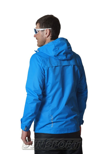 Костюм Ветрозащитный NordSki M Motion мужской синий (фото, вид 2)