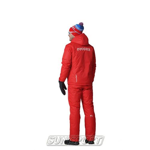 Утепленный костюм NordSki M Active мужской Россия (фото, вид 1)