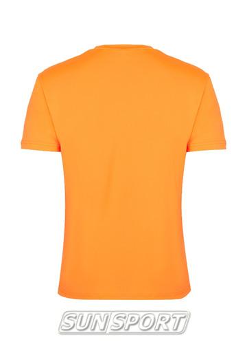 Футболка NordSki JR Active детская Orange (фото, вид 1)