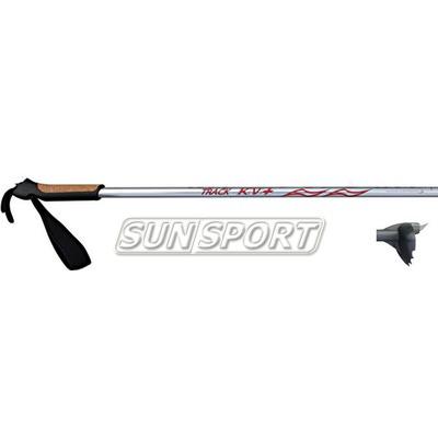 Палки лыжные KV+ Track Aluminium Ergal-7075 (фото, вид 1)