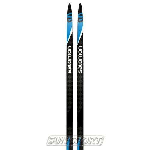 Лыжи Salomon S/Race Carbon Skate 19/20 X-Stiff (фото, вид 1)