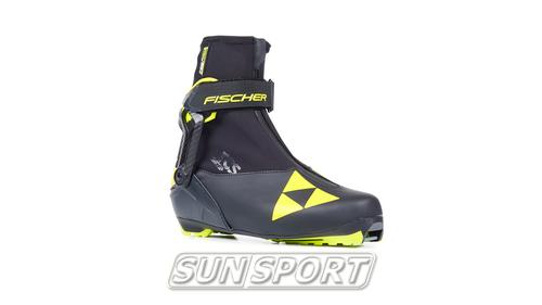 Ботинки лыжные Fischer RCS Skate 19/20 (фото, вид 4)