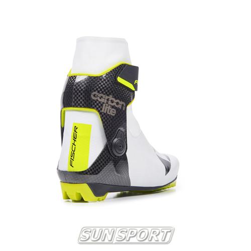 Ботинки лыжные Fischer Carbonlite Skate WS 20/21 (фото, вид 1)