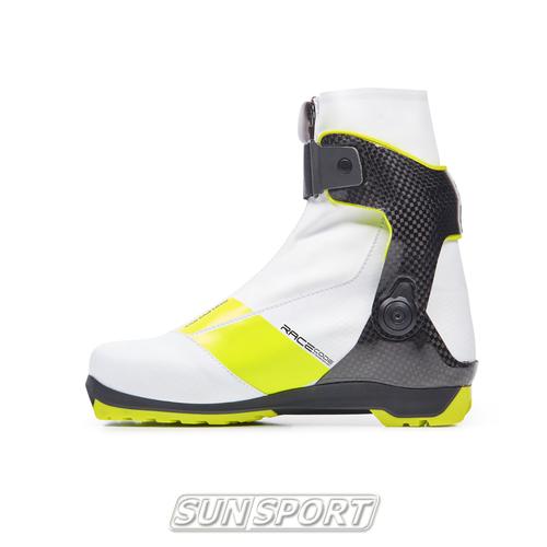 Ботинки лыжные Fischer Carbonlite Skate WS 20/21 (фото, вид 2)