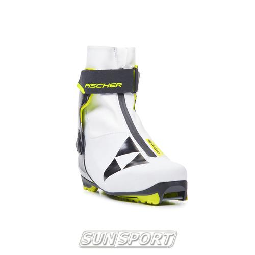 Ботинки лыжные Fischer Carbonlite Skate WS 20/21 (фото, вид 3)
