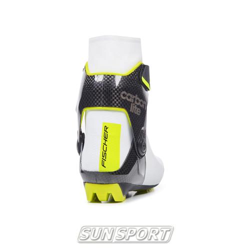 Ботинки лыжные Fischer Carbonlite Skate WS 20/21 (фото, вид 4)