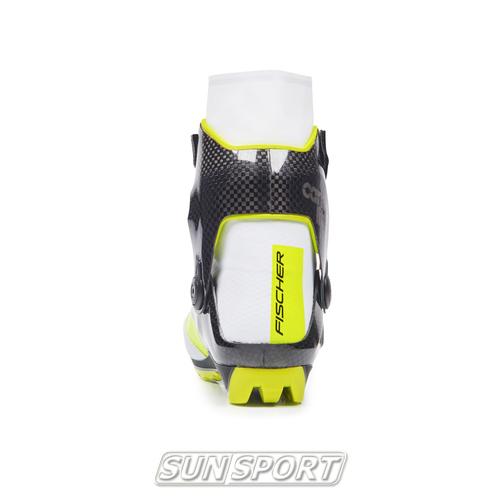 Ботинки лыжные Fischer Carbonlite Skate WS 20/21 (фото, вид 5)