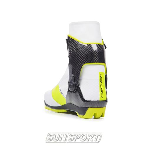 Ботинки лыжные Fischer Carbonlite Skate WS 20/21 (фото, вид 6)