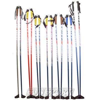 Палки лыжные Бийск (100% Fiberglas) (фото, вид 1)