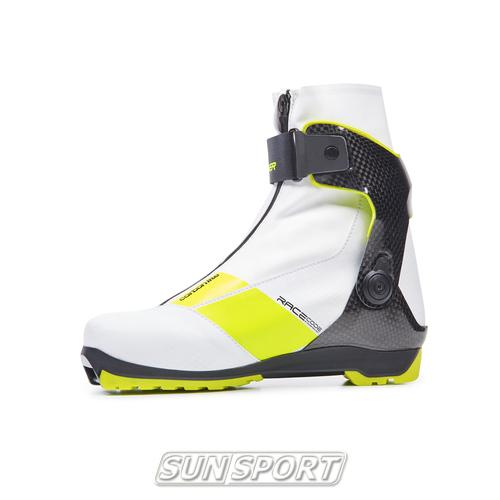 Ботинки лыжные Fischer Carbonlite Skate WS 20/21 (фото, вид 10)
