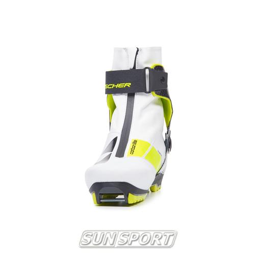 Ботинки лыжные Fischer Carbonlite Skate WS 20/21 (фото, вид 13)