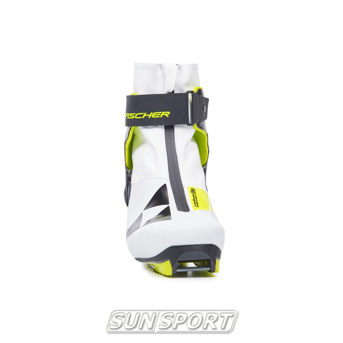 Ботинки лыжные Fischer Carbonlite Skate WS 20/21 (фото, вид 14)