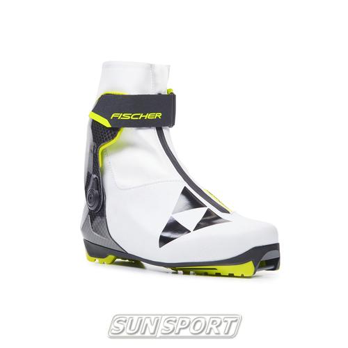 Ботинки лыжные Fischer Carbonlite Skate WS 20/21 (фото, вид 16)