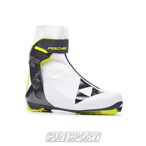 Ботинки лыжные Fischer Carbonlite Skate WS 20/21 (фото, вид 17)