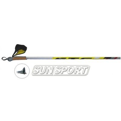 Палки лыжные STC RS (90% Carbon) (фото, вид 1)