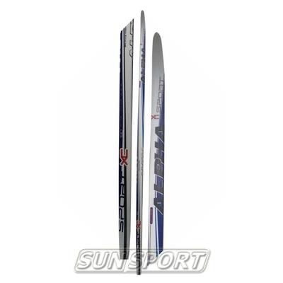 Лыжи Alpha XC Sport Universal (фото, вид 1)