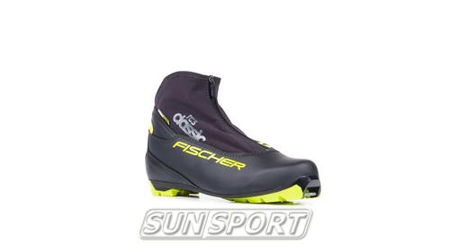 Ботинки лыжные Fischer RC3 Classic 19/20 (фото, вид 3)