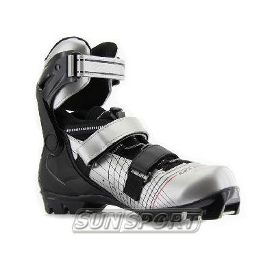 Ботинки лыжероллеров Spine Skiroll Skate SNS Pilot (фото, вид 2)
