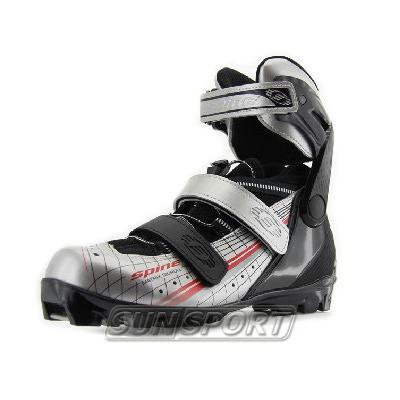 Ботинки лыжероллеров Spine Skiroll Skate SNS Pilot (фото, вид 3)