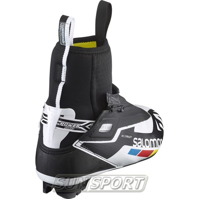 Ботинки лыжные Salomon RC Carbon Classic Pilot (фото, вид 1)