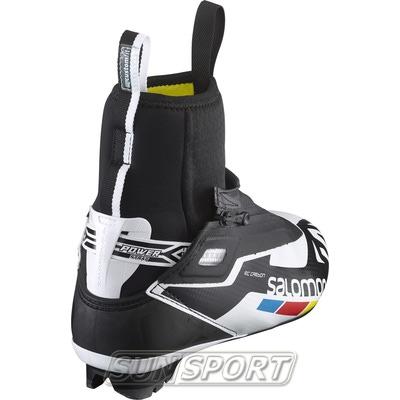 Ботинки лыжные Salomon RC Carbon Classic Pilot (фото, вид 1)