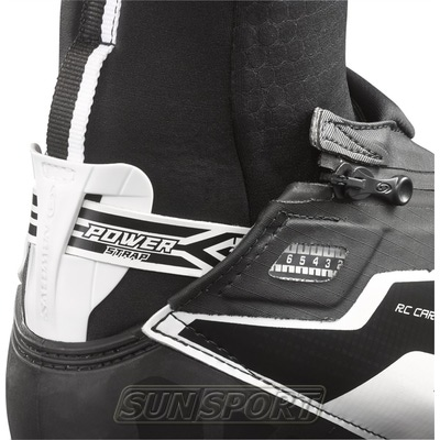Ботинки лыжные Salomon RC Carbon Classic Pilot (фото, вид 2)