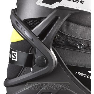 Ботинки лыжн. Salomon Pro Combi Pilot р.4-13 (фото, вид 2)