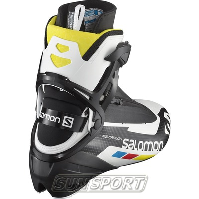 Ботинки лыжн. Salomon RS Carbon р.4-12,5 (фото, вид 1)