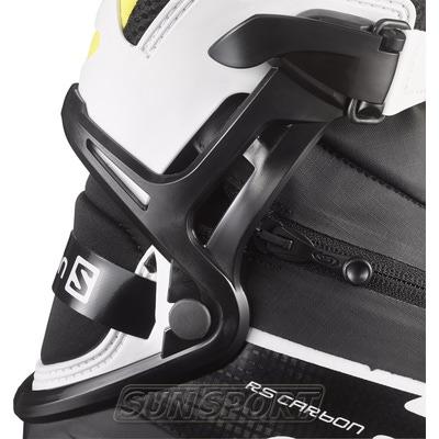 Ботинки лыжн. Salomon RS Carbon р.4-12,5 (фото, вид 2)